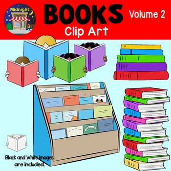 Back to School - Books Vol II