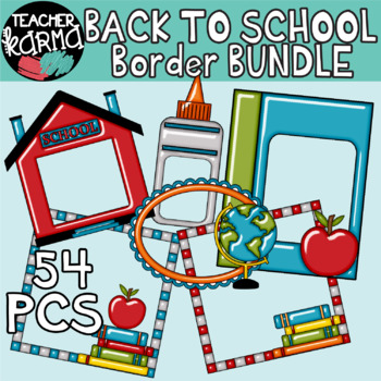 f62df5ac97fb Back to School Borders