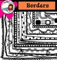 Back to School Borders and frames Bundle- 90 items!!!
