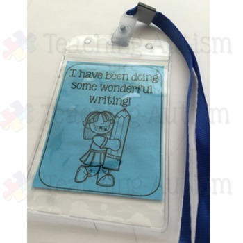 Back to School; Brag Tags