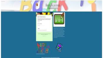 Back to School Break In Digital Break Out of School