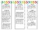 Back to School Brochure {EDITABLE - Cheveron Theme}