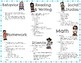 Back to School Brochure-Editable