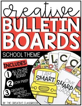 Back to School Bulletin Board