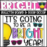 Back to School Bulletin Board or Door Decoration