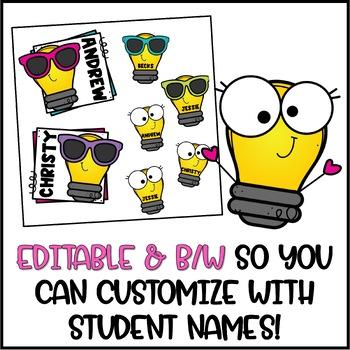 Back to School Bulletin Board or Door Decoration