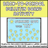 Back-to-School Bulletin Board and Activity