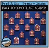 Back to School Activity and Flip Book for Your Bulletin Board
