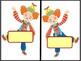 Back to School Bulletin Board - Circus Theme