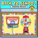 Gumball Machine Bulletin Board