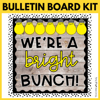 Bright Bunch Bulletin Board Kit