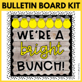 Bright Bunch Bulletin Board Kit