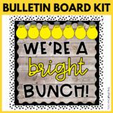 Bright Bunch Bulletin Board Kit | Classroom Door Decor