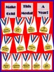 """Back to School Olympic-themed Bulletin Board- """"Make This a"""