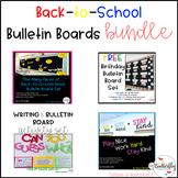 Back to School Bulletin Boards