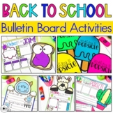Back to School Bulletin Boards, and Craftivities | Back to