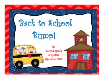 Addition-Back to School Bump!