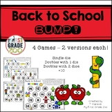 Back to School - Bump Math Games