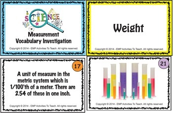 Start of the Year - Scientific Measurement Unit