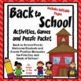 Back to School Bundle