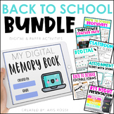 Back to School Bundle | Distance Learning Bundle