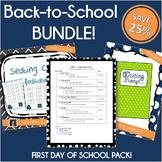 Back-to-School Bundle!