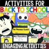 Back to School Bundle Distance Learning