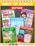 Back to School Bundle - Getting to Know you - Games - Brain Breaks - Drama