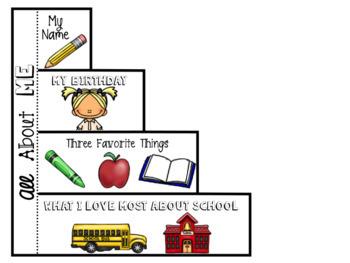 Back to School Bundle {2nd Grade}