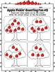Back to School - Kinder Apple Pickin' Counting Numbers - 100pages