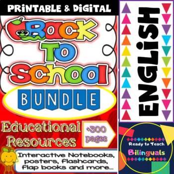 Back to School Bundle (Save Money Bundle)
