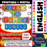Back to School Bundle (Save Money Bundle)