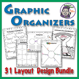 Graphic Organizer Bundle!