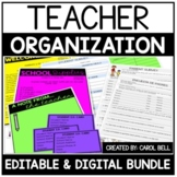 Back to School Forms Surveys and Student ID Cards