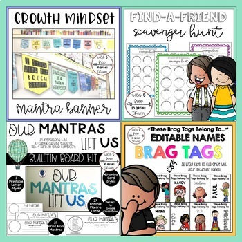 Back to School Bundle: 8 Amazing Resources (20% OFF)