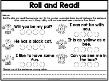 Back to School Bundle {Assessments for Kindergarten or 1st Grade}