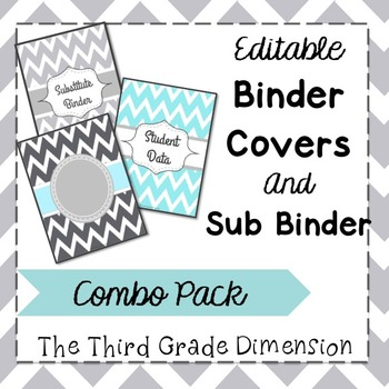 Binder Covers and Sub Binder