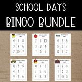 School Days Bundle {Bingo Games}
