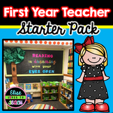 Back to School Classroom Organization Bundle