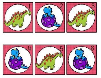 Back to School Bundle (Dinosaur Theme)
