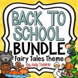Back to School Bundle (Fairy Tales Theme)
