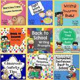 Back to School Activities- Bundle