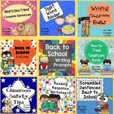 Back to School Activities- Bundle