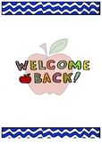 Back to School Bundle! Full of activities and posters!