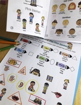Back to School Activities Differentiated for Whole Class & Beginning ELLs Bundle