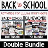 Beginning of the Year ESL Activities for Whole Class & ELL