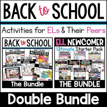 *Bundle* Back to School: Reading, Writing, Vocabulary & EL