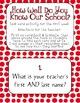 Back to School Bundle K-4 grade