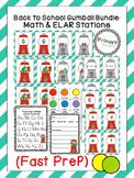 Bundle: Math and ELAR Stations