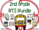 Back to School Bundle  {Math and Literacy}